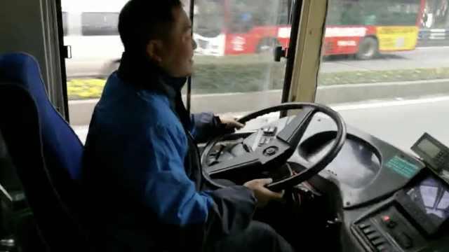 晚安,重庆|公交司机每天开车脱口秀