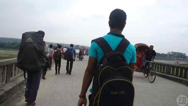 背包旅行,如何从尼泊尔入境印度?