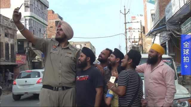 印度巨人警察:比姚明高,结婚是难题