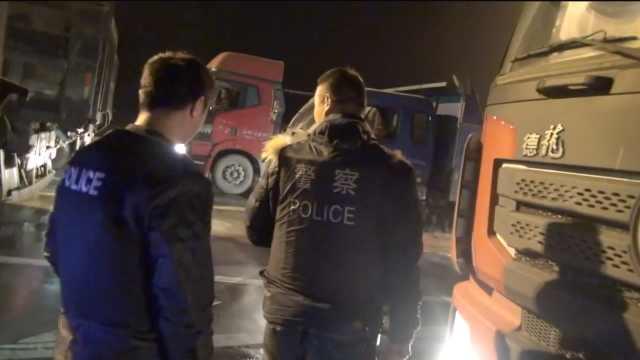 民警2次鸣枪示警,挡获2车抓1盗车贼
