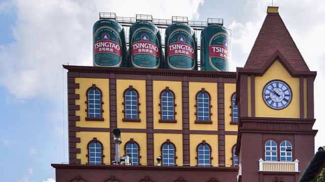 百年历史!青岛啤酒厂成工业遗产