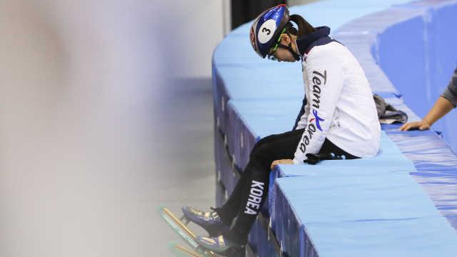 尬...韩国办个冬奥会,全是闹心的事