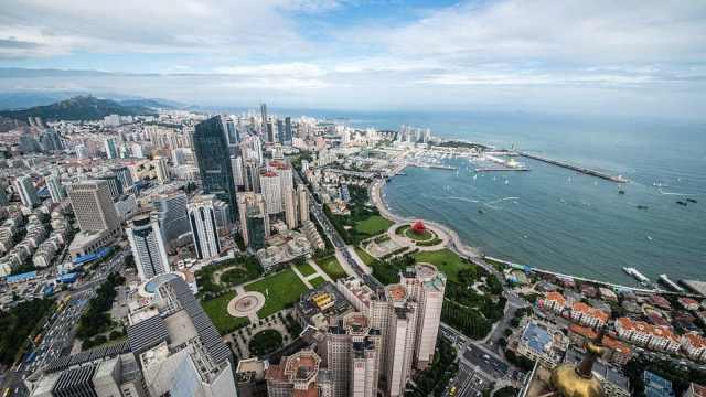 中国这十座城市最宜居!青岛排第一
