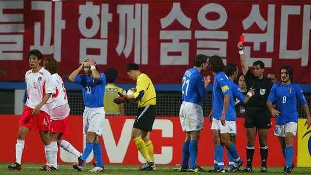 韩式黑哨,曾造足球史上最黑暗一刻