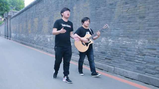 黄俊杰翻唱郭富城《对你爱不完》