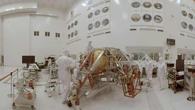 NASA工程师:火星车怎样登陆火星?