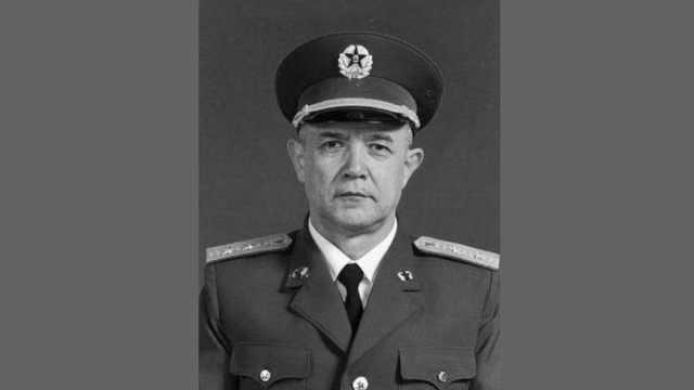 空军原副司令林虎逝世,享年91岁