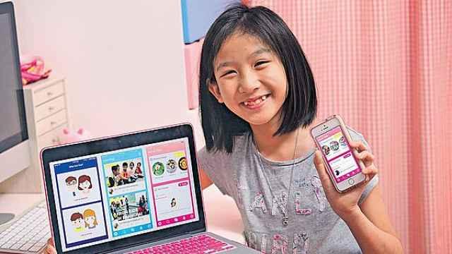 香港13岁CEO养成记:从小看书练演讲