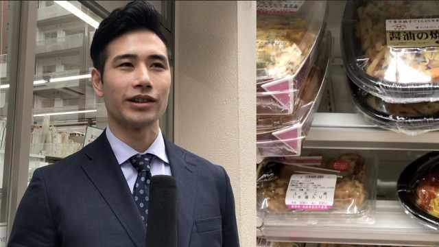 日本上班族爱去哪家便利店买便当?