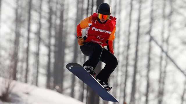 她患癌九次,术后三周获冬残奥冠军