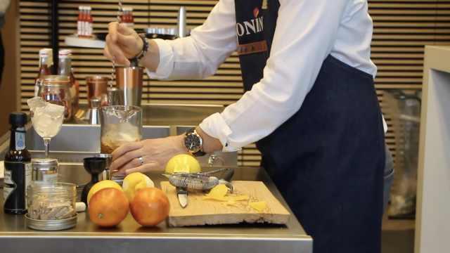 法国大师用胡椒做鸡尾酒,能喝吗?