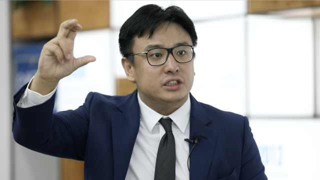 张旭豪回应饿了么为何接受阿里收购