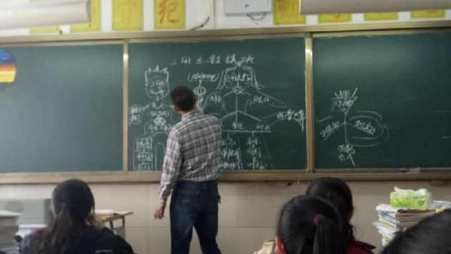 数学老师666!知识点画成国王与王后