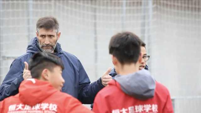 C罗教练看好中国足球:10年后世界级