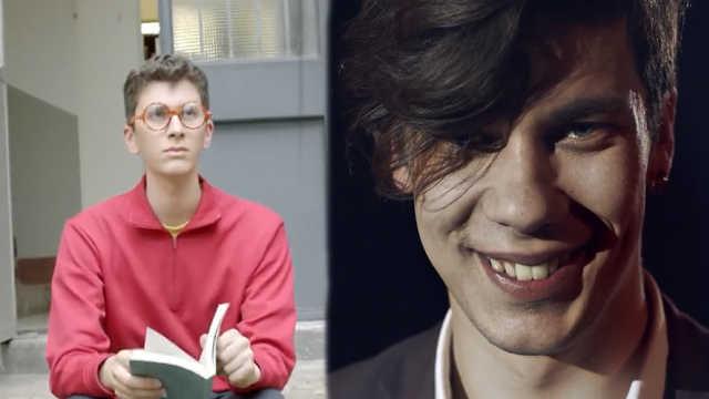 意大利三个反霸凌短片,创意逆天了