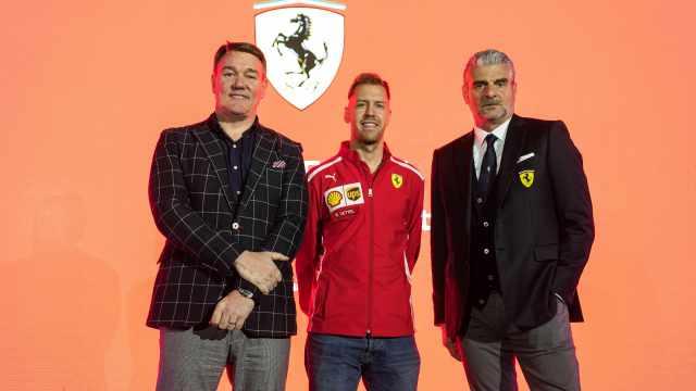 自F1诞生,只有这个品牌全程陪跑