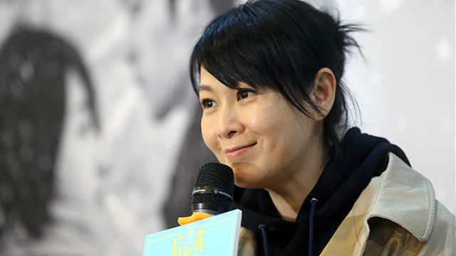 刘若英坦言:我不是一个会唱歌的人