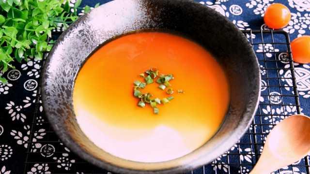如何蒸出完美的水蒸蛋,包教包会!