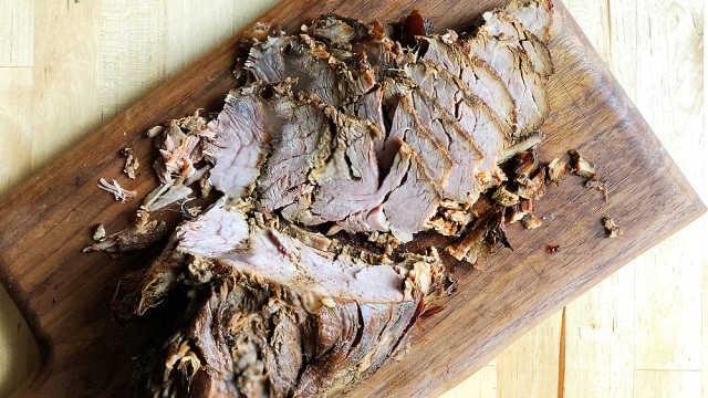 酱一锅万能的牛肉