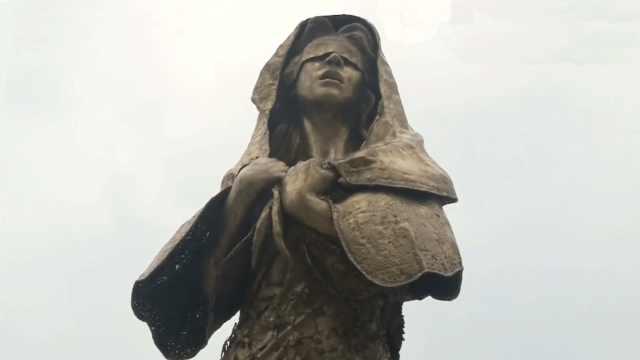 顾虑日本,菲律宾首都拆掉慰安妇像