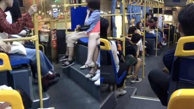 公交司机哼山歌,引全车乘客大合唱