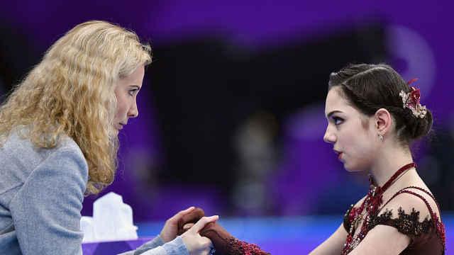 冬奥摘银,梅娃与11年恩师分道扬镳