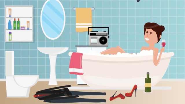 涨知识:泡澡太久究竟有哪些危害?