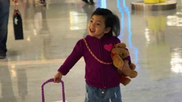 小女儿被当泡芙,刘畊宏:基因强大