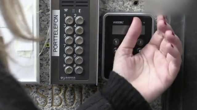 神奇!皮下植入芯片开门不需要钥匙