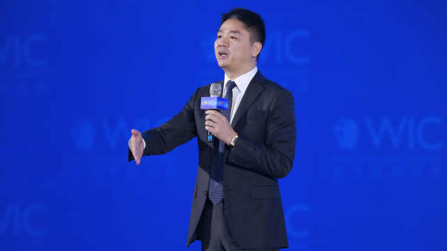 刘强东:京东无人机和亚马逊不一样