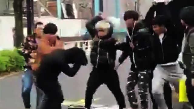 在东京群殴保安,5名中国留学生被捕