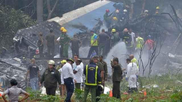 古巴客机坠毁,百余人遇难仅3人幸存