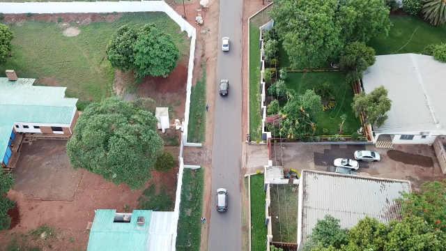 意想不到的非洲城市景色是这样的