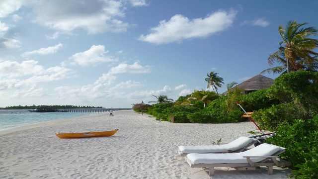 马尔代夫的白色沙滩是怎么形成的?