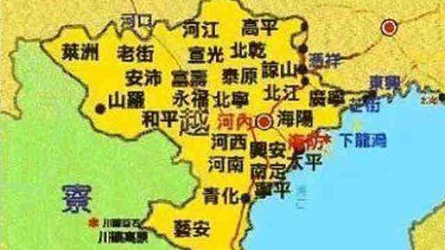 越南面积那么小,为什么还分58省?