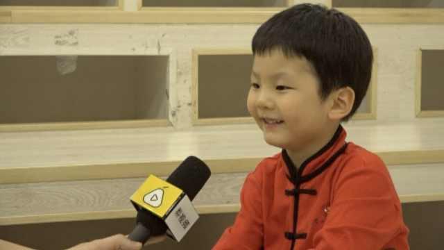 5岁中国娃闯荡联合国,武术惊艳全场