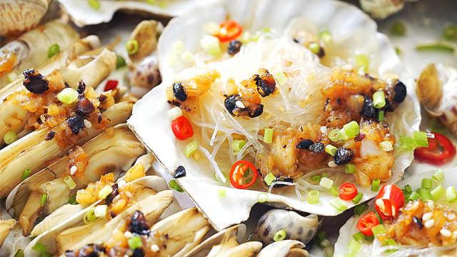 夏日烧烤指南——海鲜饕餮宴