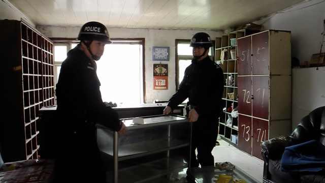 法院抓捕5名老赖,248平米房被强迁
