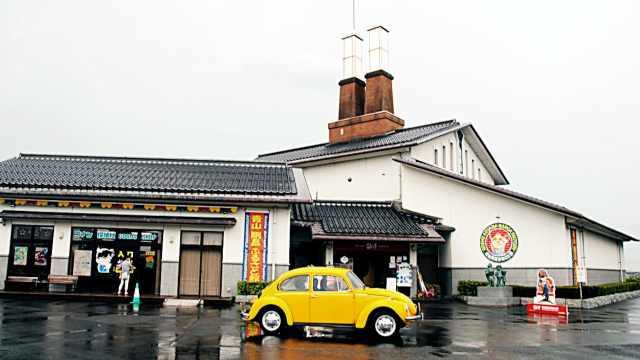 儿童节,去看看日本的柯南小镇