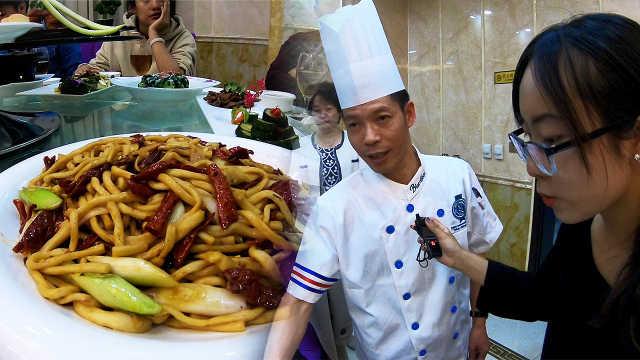 新疆美食太实在!每道菜都份量十足