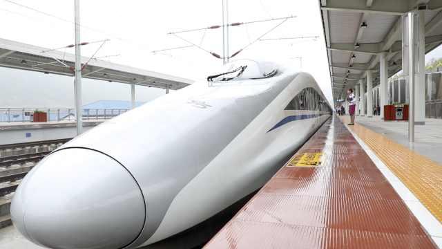 重庆将步入高铁时代!1小时到成都