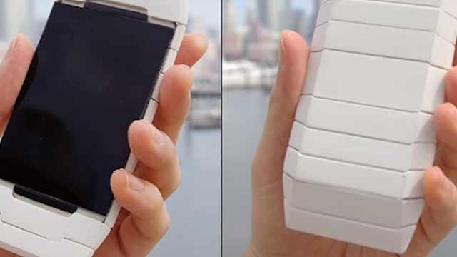 这几款造型独特的手机,你喜欢吗
