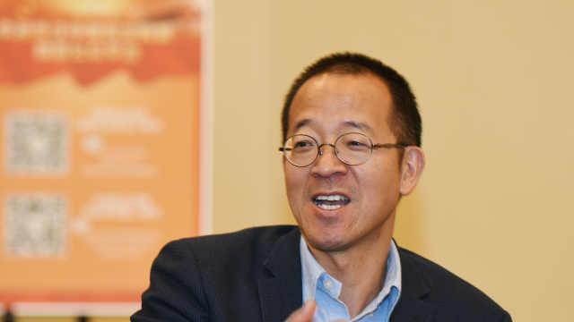 俞敏洪:中国人的聪明不比犹太人差