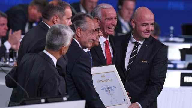 敲定!美加墨三国联办2026年世界杯