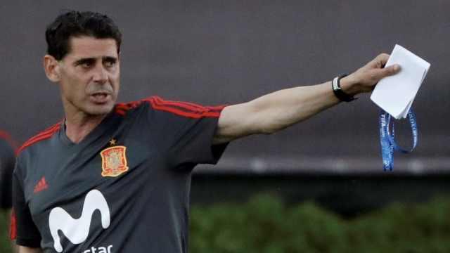 耶罗任西班牙队新主帅,民众不看好