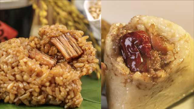 北方男生强烈质疑肉粽:有法吃吗?