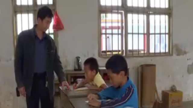 1所学校3个学生,乡村教师坚守24年