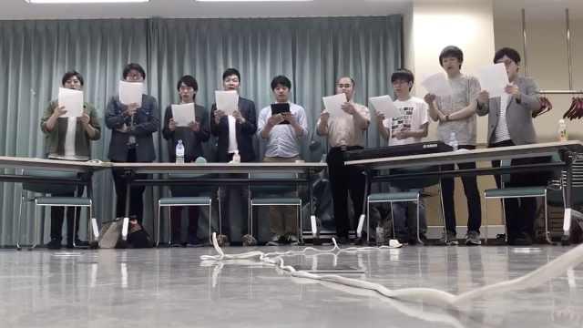 会玩!日本足球表情包被改编成合唱