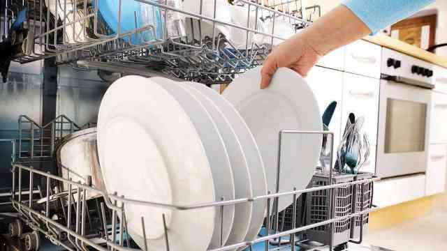 懒人厨房必备神器——洗碗机