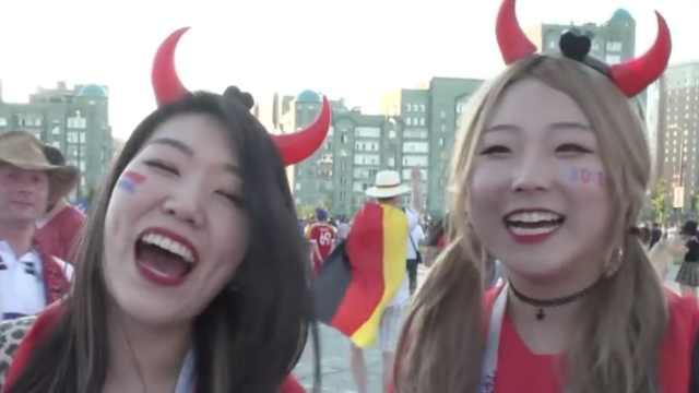 德国队回家,德国球迷心里苦:尴尬